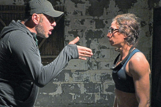 SAS: Who Dares Wins participant Lou is the first woman to be be crowned a winner of the programme