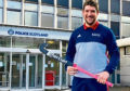 PC White will take part in the world record attempt to raise money for Hockey for Heroes