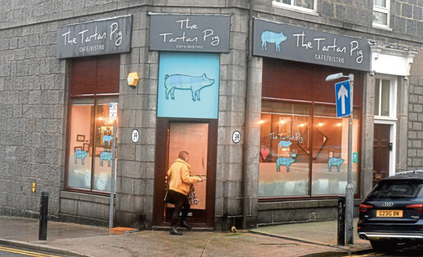 The Tartan Pig
