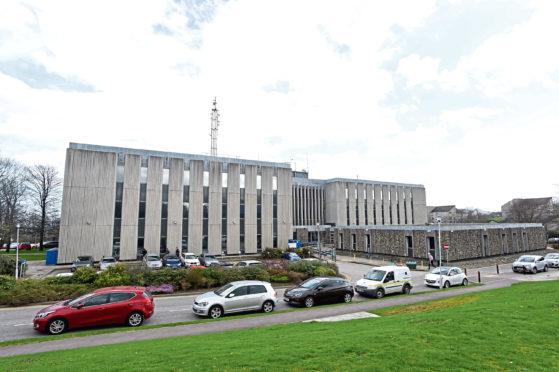 Aberdeenshire Council headquarters