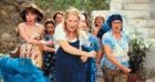 Mamma Mia will be shown at  Danestone Community Centre