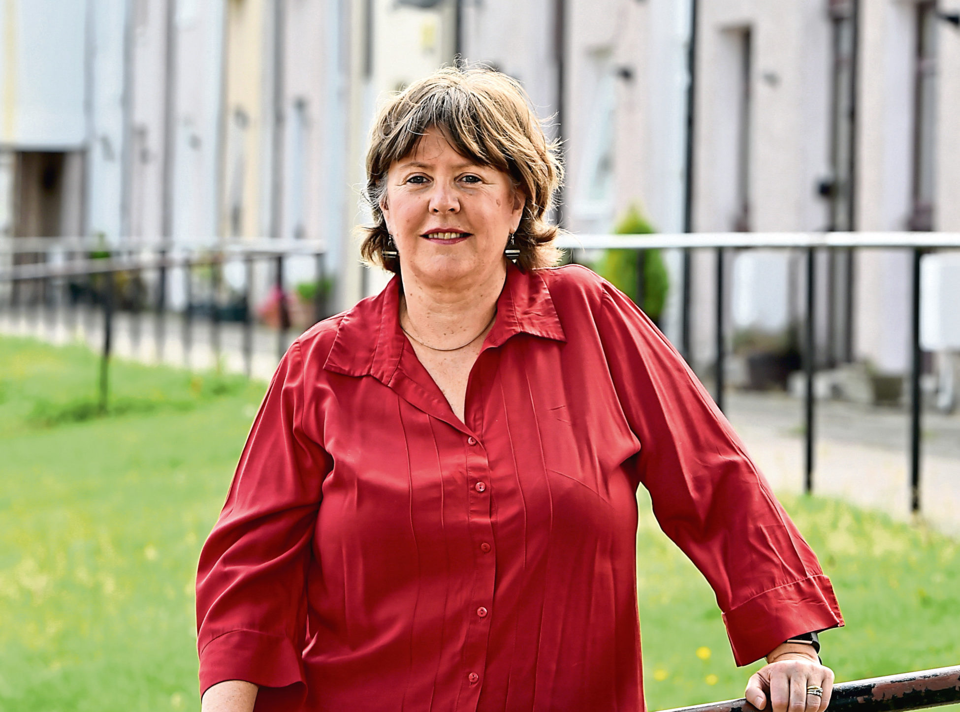 Councillor Sandra Macdonald is hoping empty homes can be reused