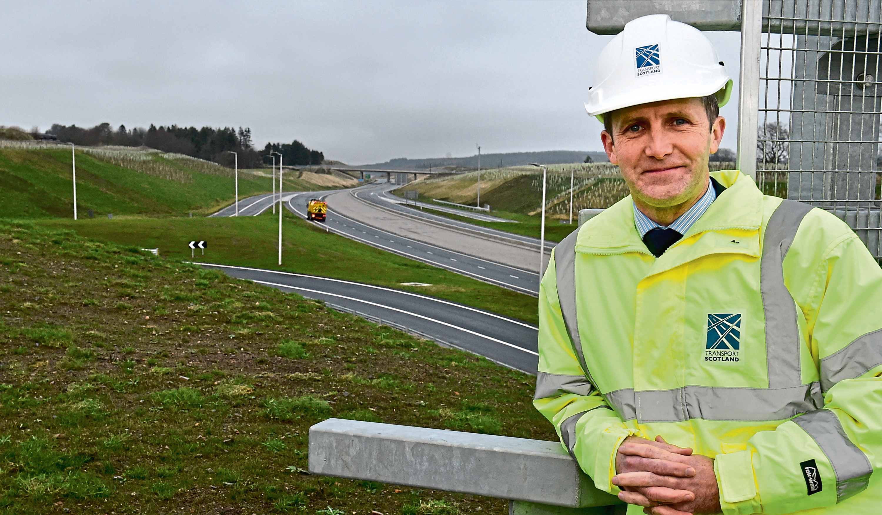 """Transport Secretary Michael Matheson says he """"will not be held over a barrel"""""""