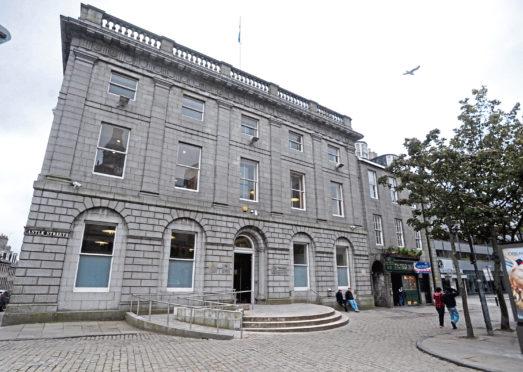 High Court in Aberdeen