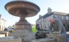 The Kintore fountain pictured here in 2013
