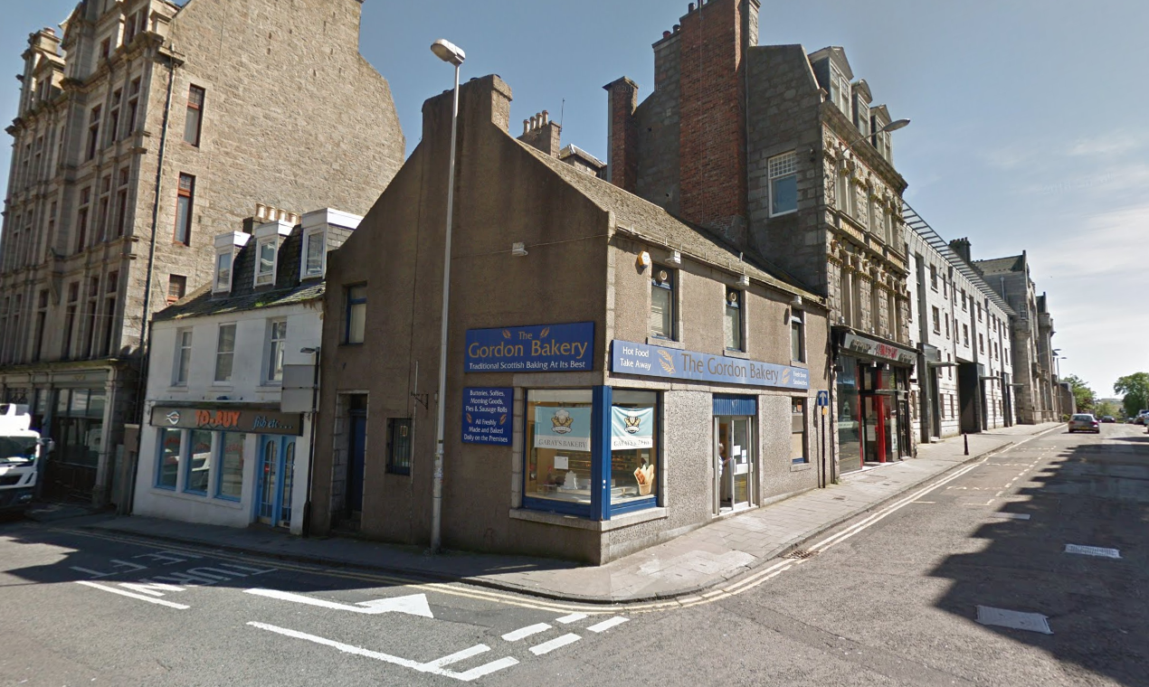 The bakery on Dee Street