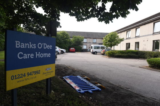 The Banks O' Dee Care Home