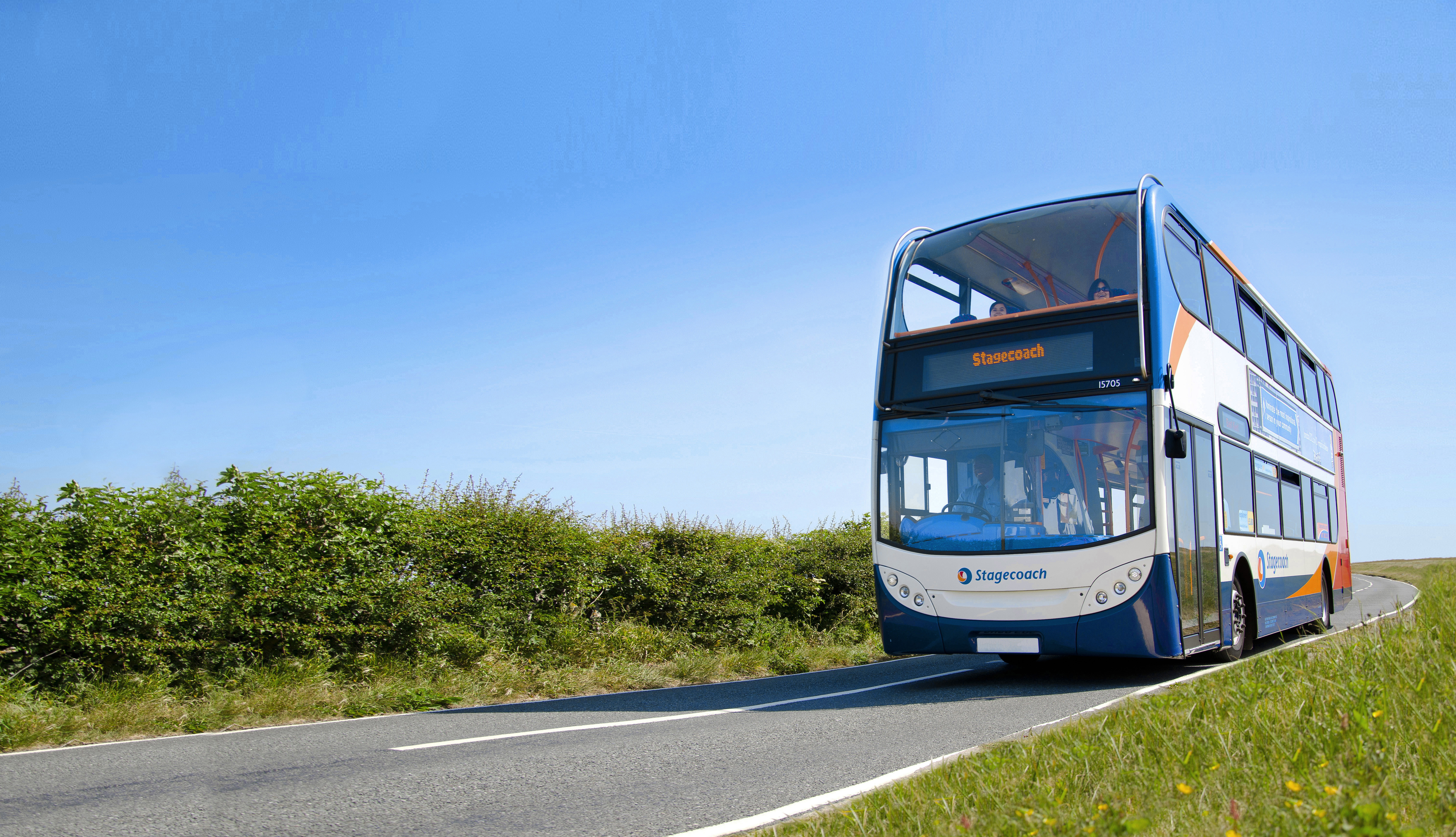 Stagecoach have launched a busy bus indicator on their smartphone app