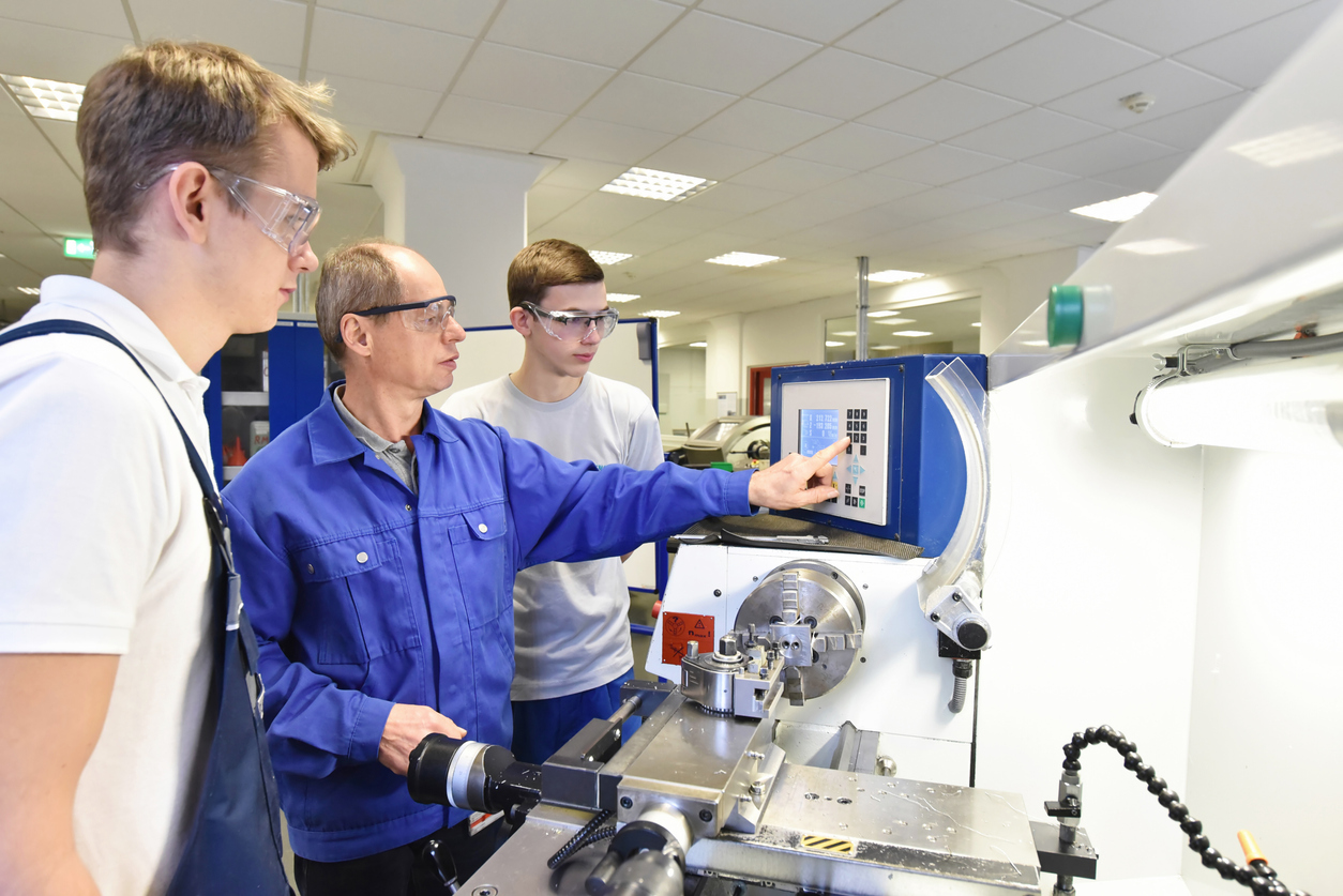 The event will discuss apprenticeship options