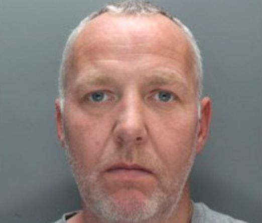Rapist Alan Williams