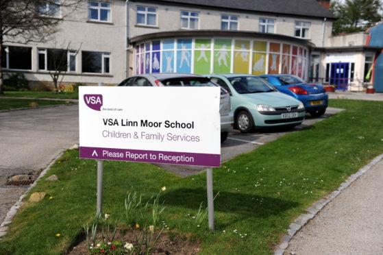Linn Moor residential school in Peterculter
