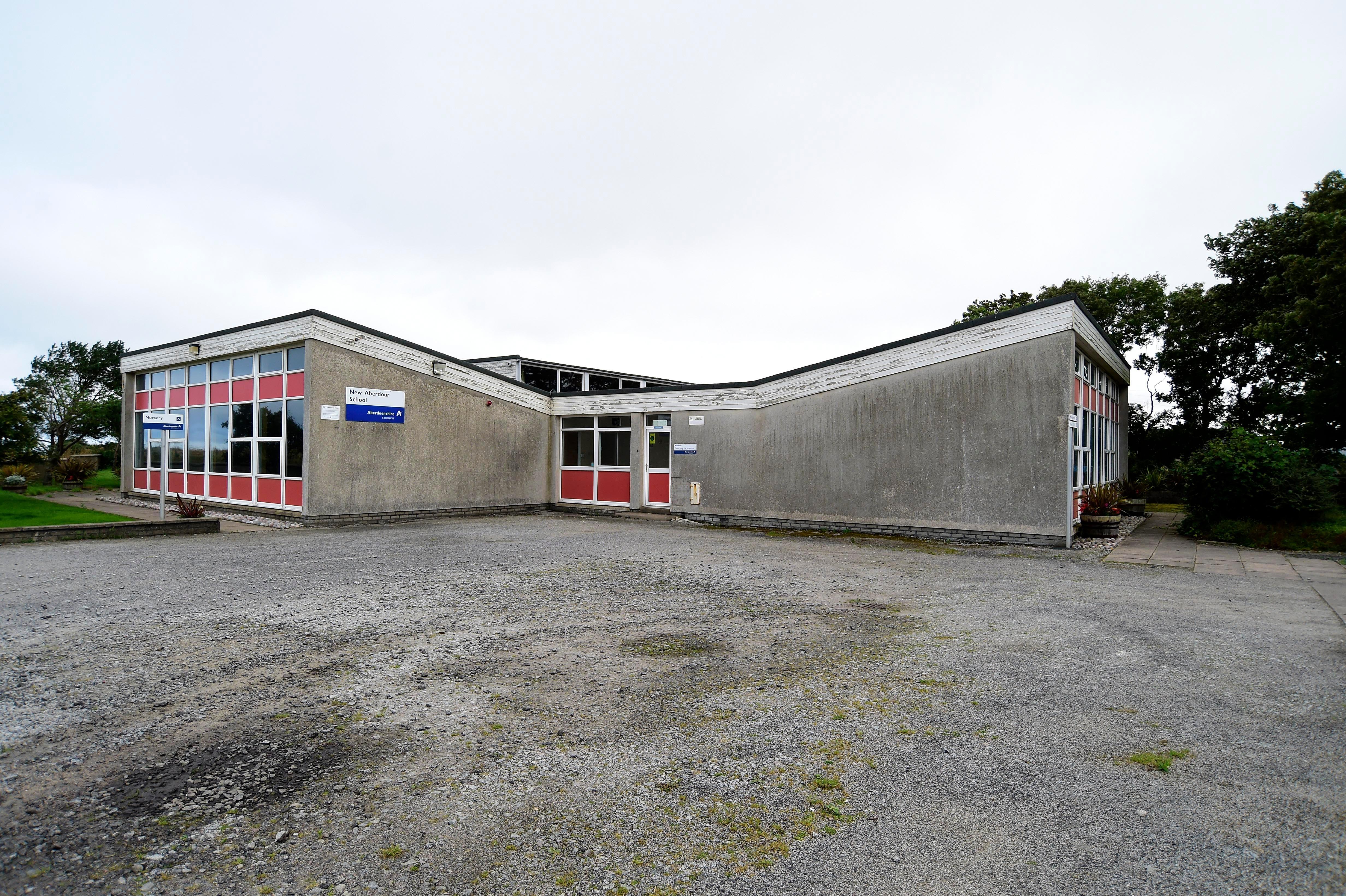 New Aberdour School has been sold