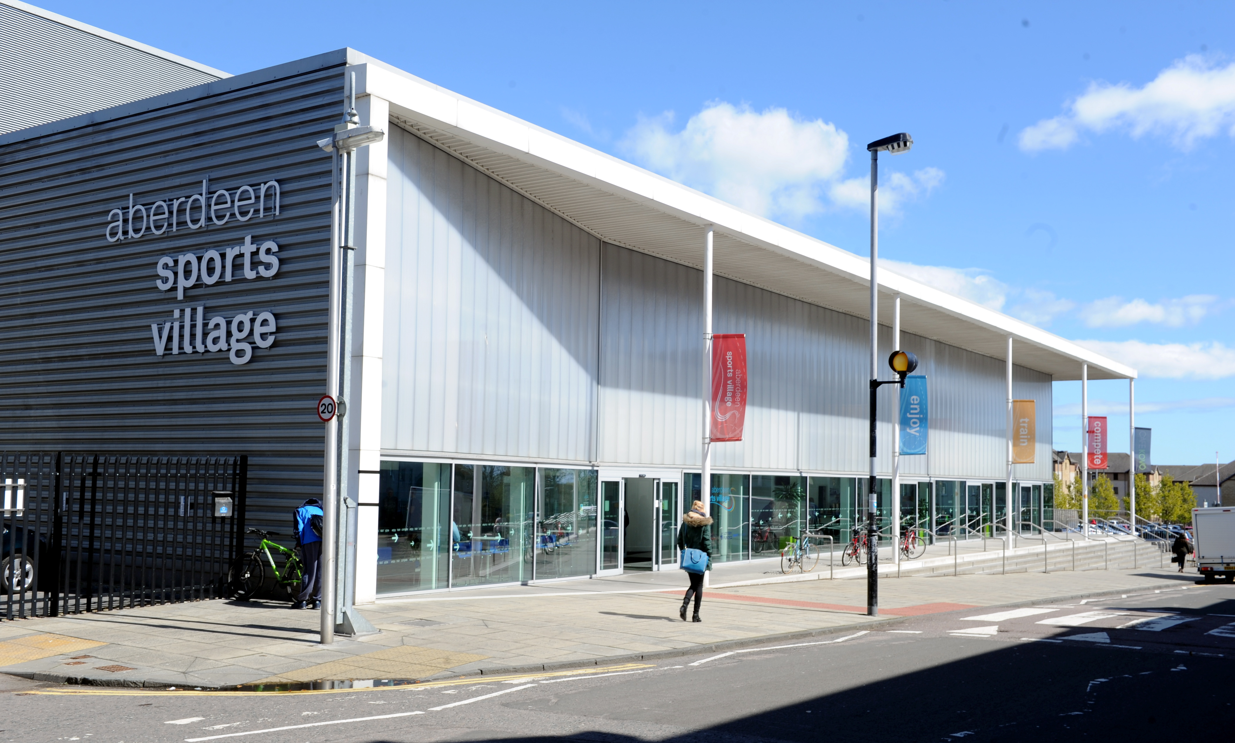 Aberdeen Sports Village is set to host the city's first Corporate Games.