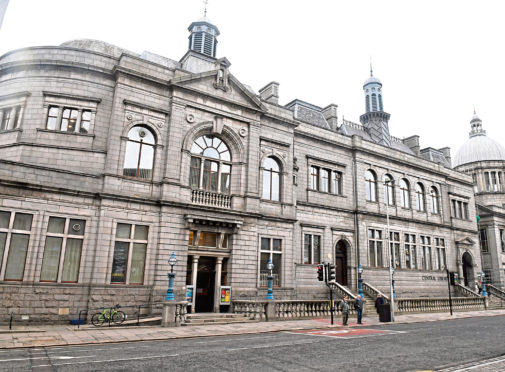 Aberdeen's Central Library