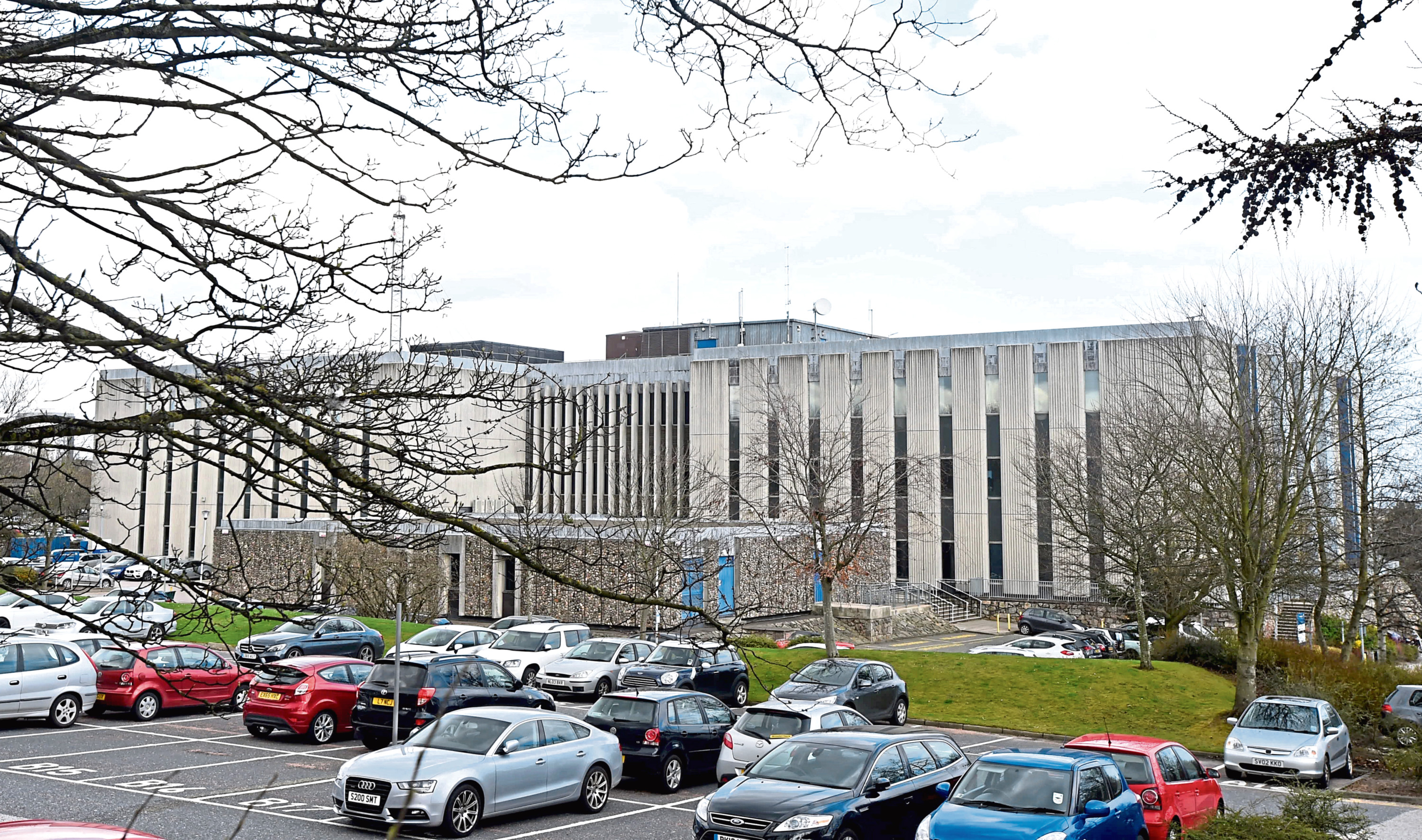 Councillors will meet at Woodhill House