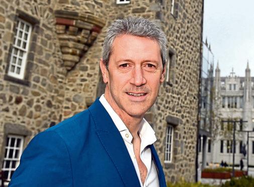 Chris Foy, head of VisitAberdeenshire