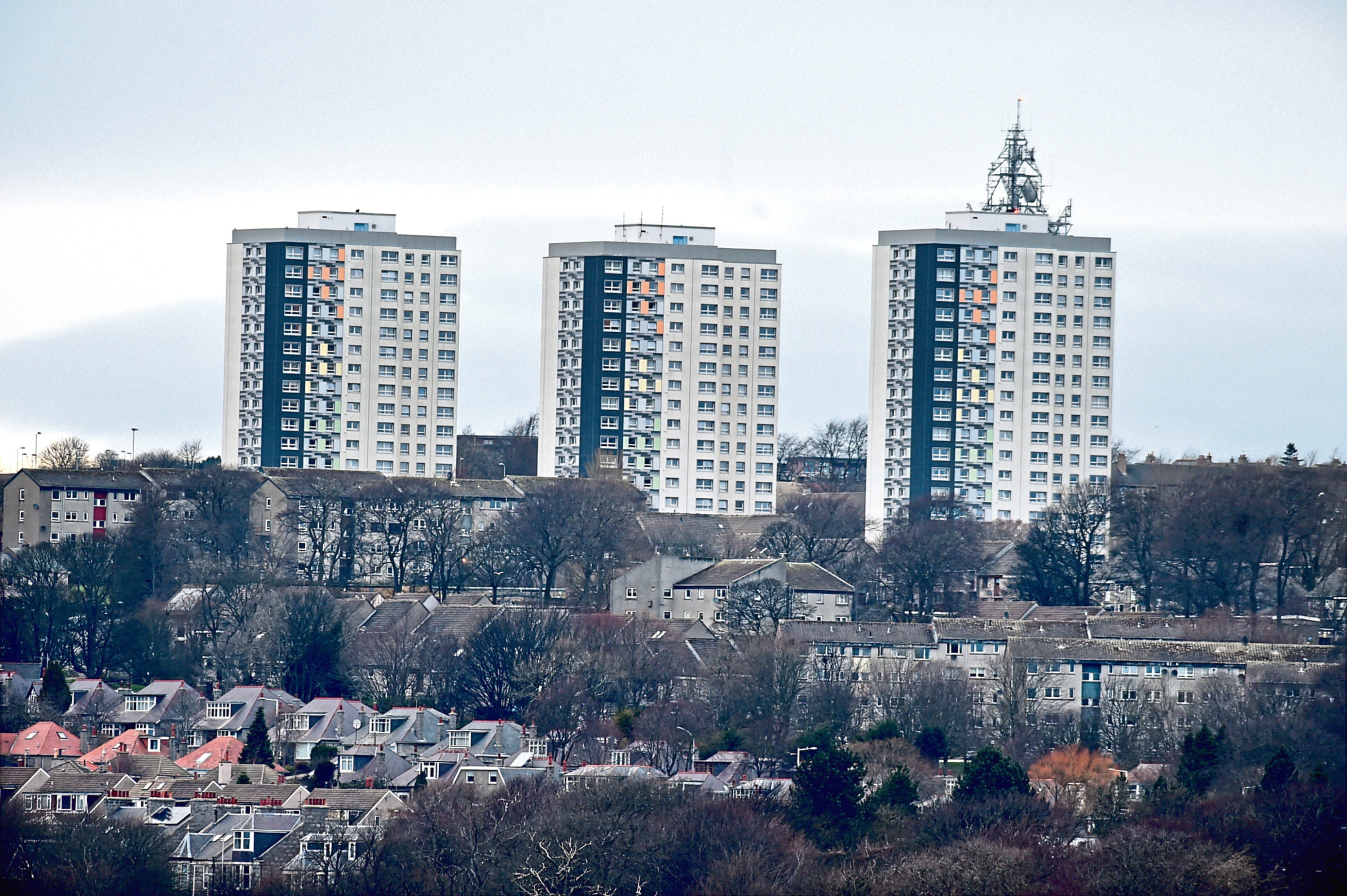 The decision to raise council rents was backed unanimously by Aberdeen city councillors
