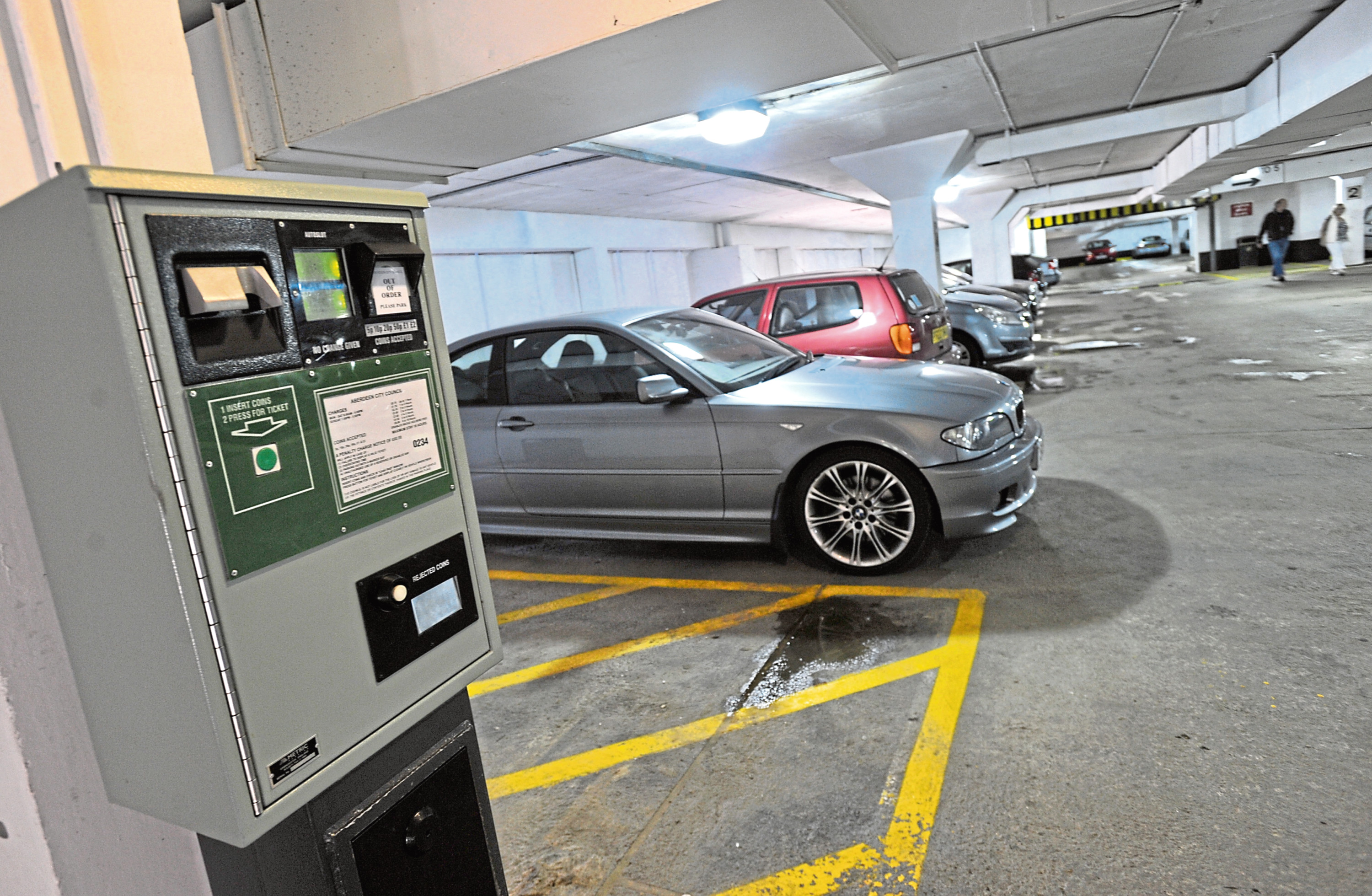 The Alive After Five car parking scheme will be scrapped from April 1