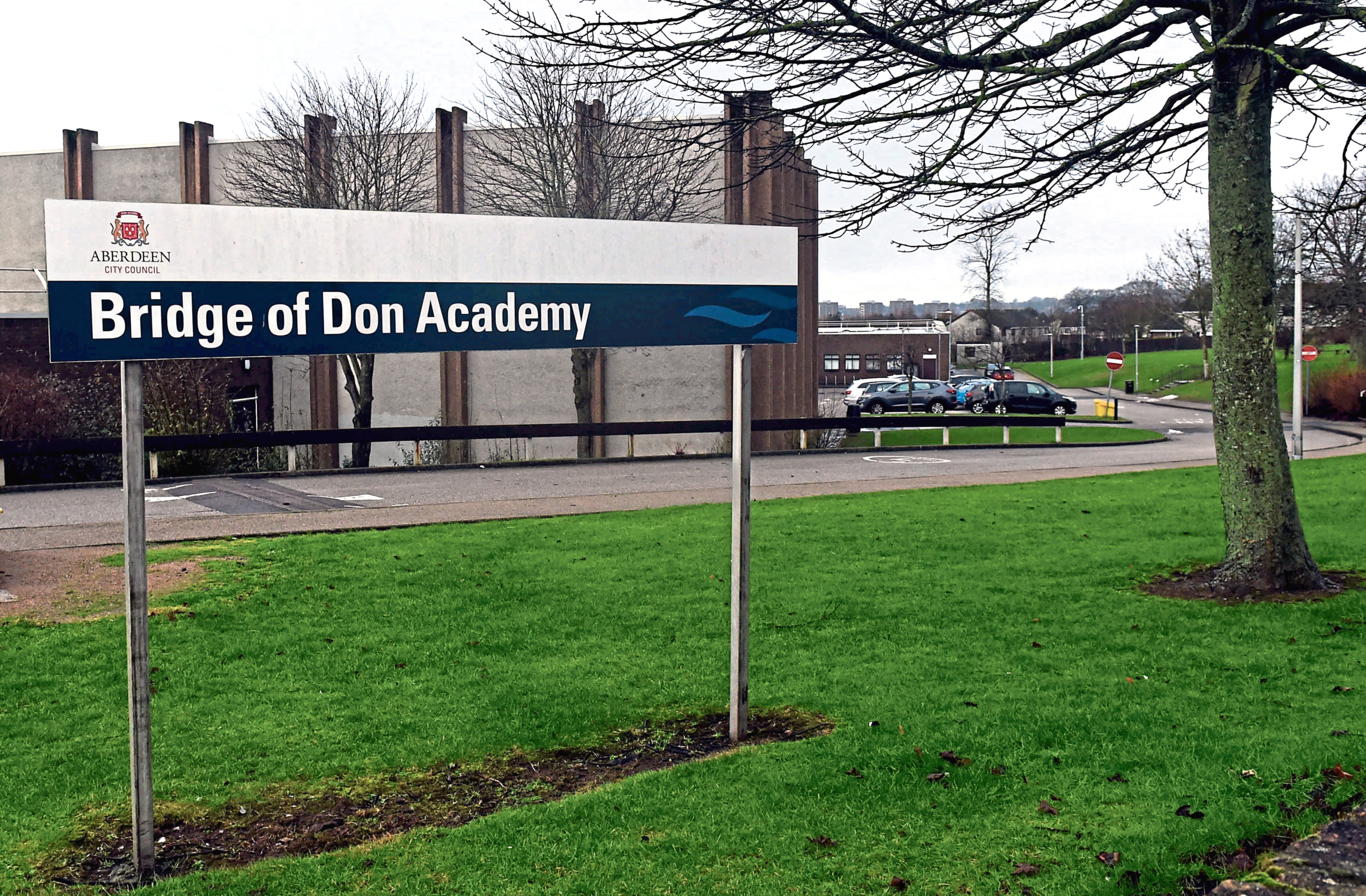 A case of coronavirus has been recorded at Bridge of Don Academy