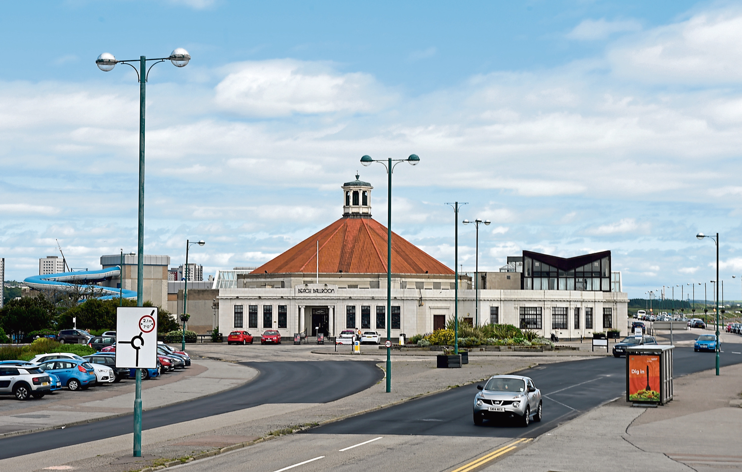 The proposed changes are mainly on Beach Boulevard and Ellon Road. Picture by Kath Flannery