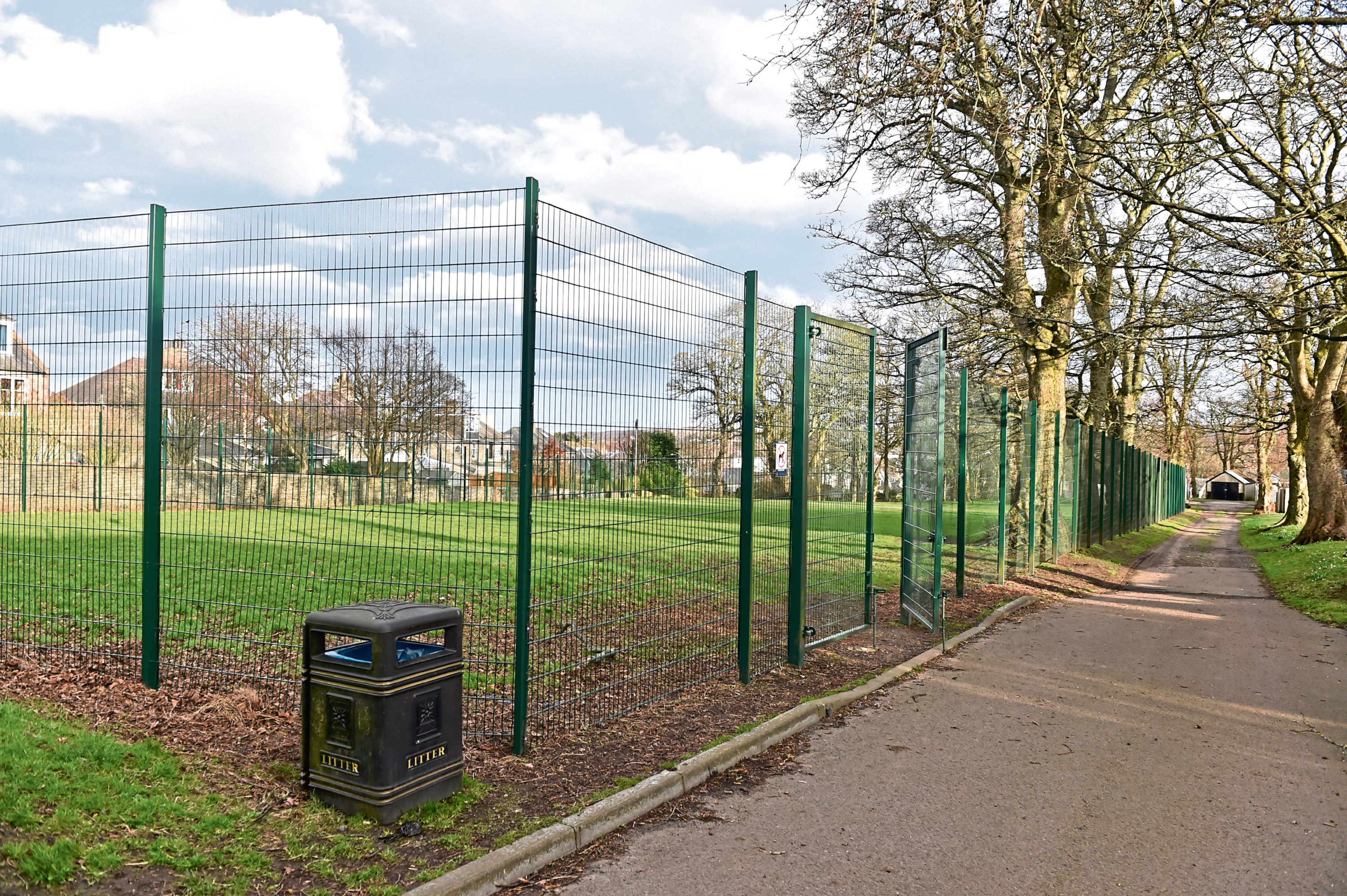 Plans to create a 3G pitch were rejected