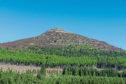 Mither Tap, Bennachie, Aberdeenshire.a