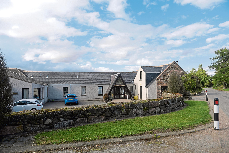Muirhead Care Home, near Alford