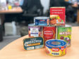 Tinned meals