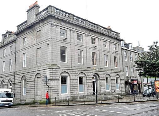 The High Court in Aberdeen