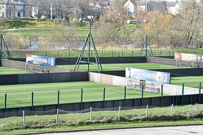 Goals Soccer Centre at Bridge of Dee