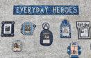 The Everyday Heroes mural