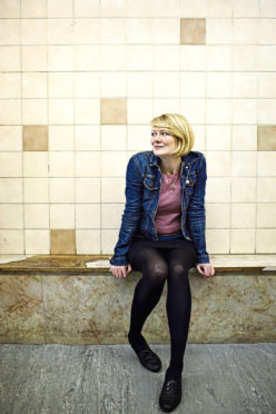 Writer Kerry Hudson is backing a Living Wage campaign