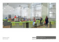 An artist's impression of what the ONE Digital Entrepreneurship Hub will look like when renovation work is complete