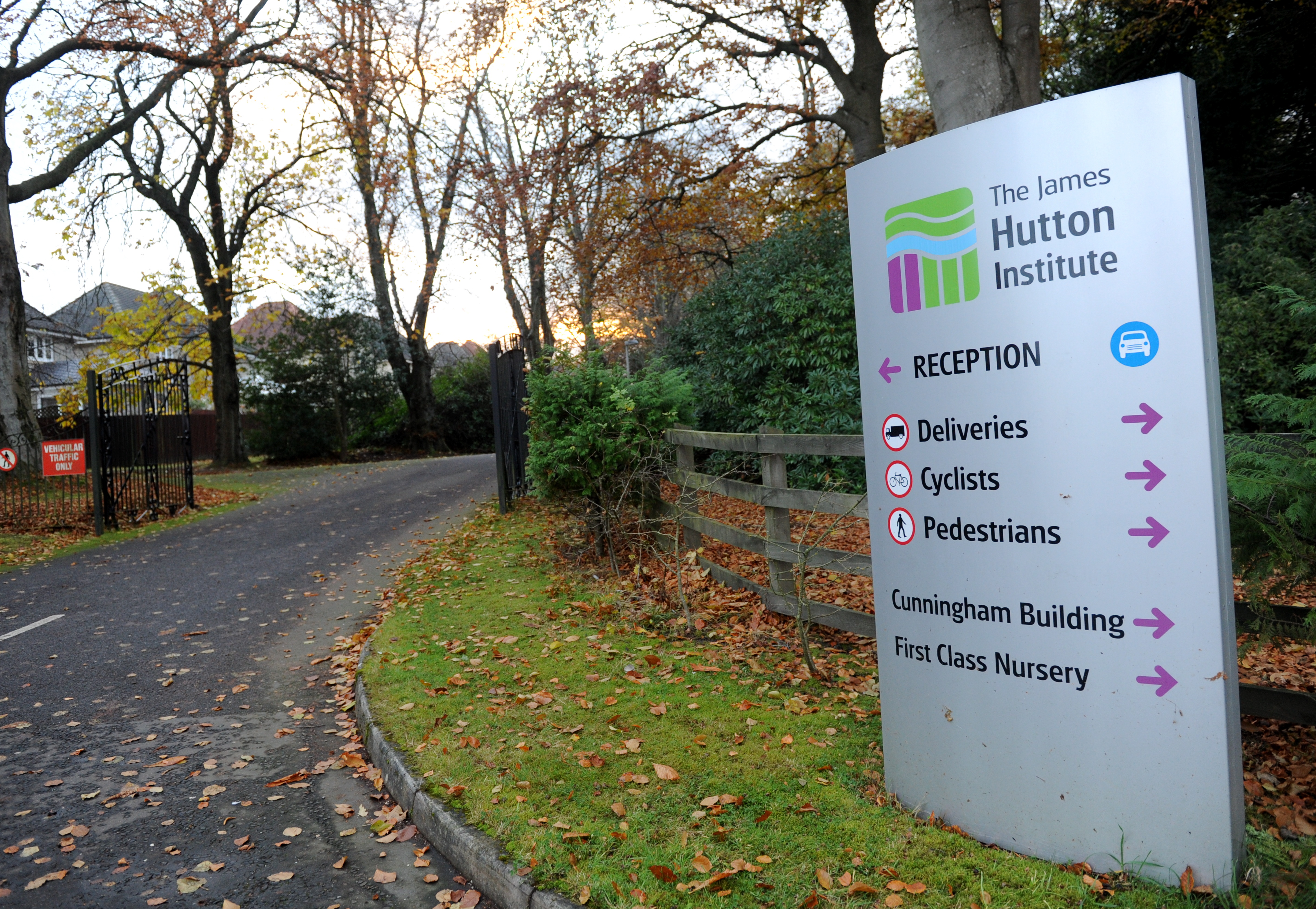 Nominees will attend a ceremony at the James Hutton Institute.
