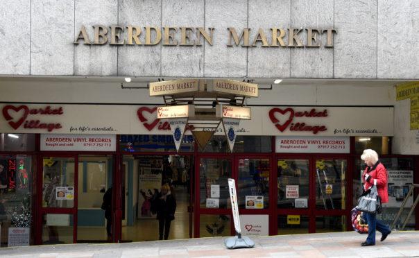 The new hub is inside Aberdeen Market