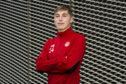 Aberdeen's Dean Campbell.