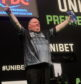 Henderson drew 6-6 with Michael van Gerwen in Aberdeen last year.