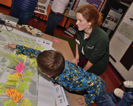 Residents are to give their views on plans