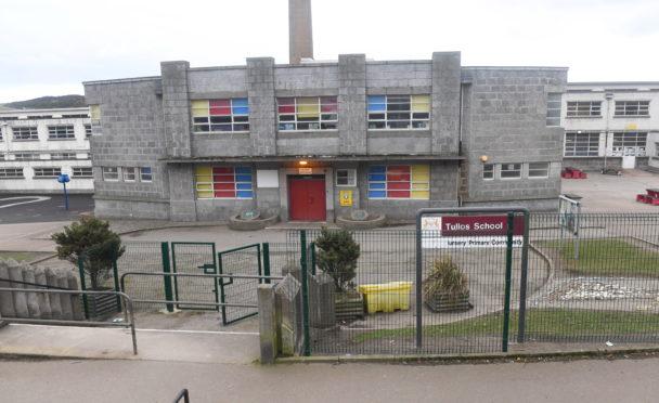 Tullos School in Torry