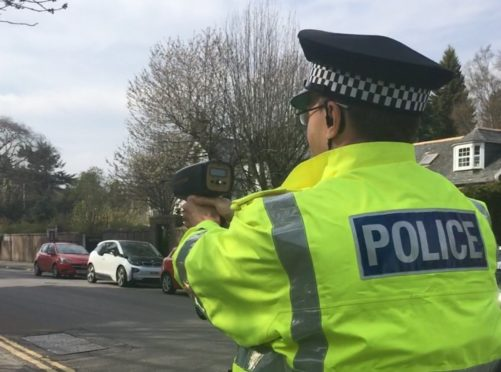 A 53-year-old has been charged with driving offences after a police operation in the north-east.