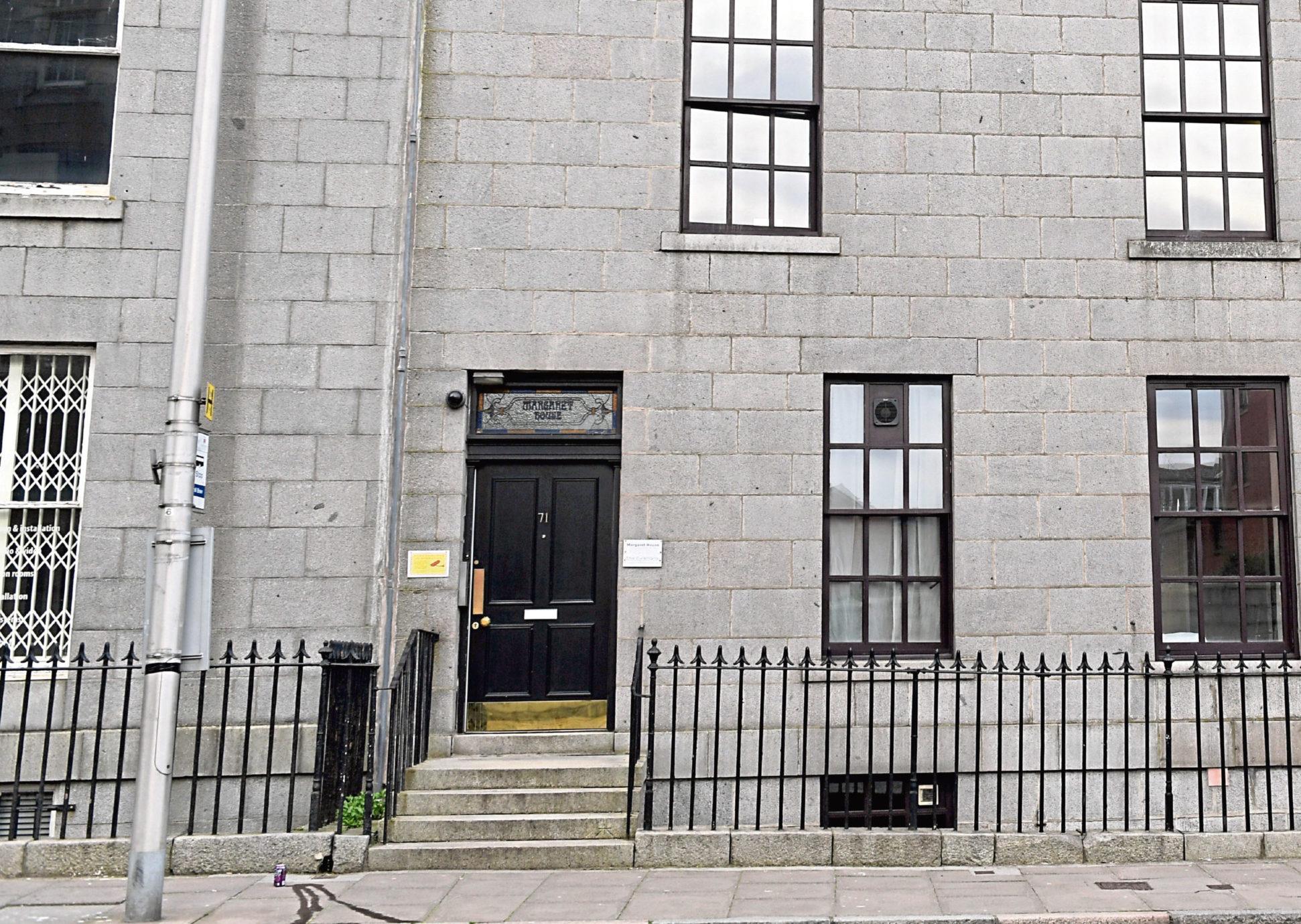 Margaret House on Crown Street