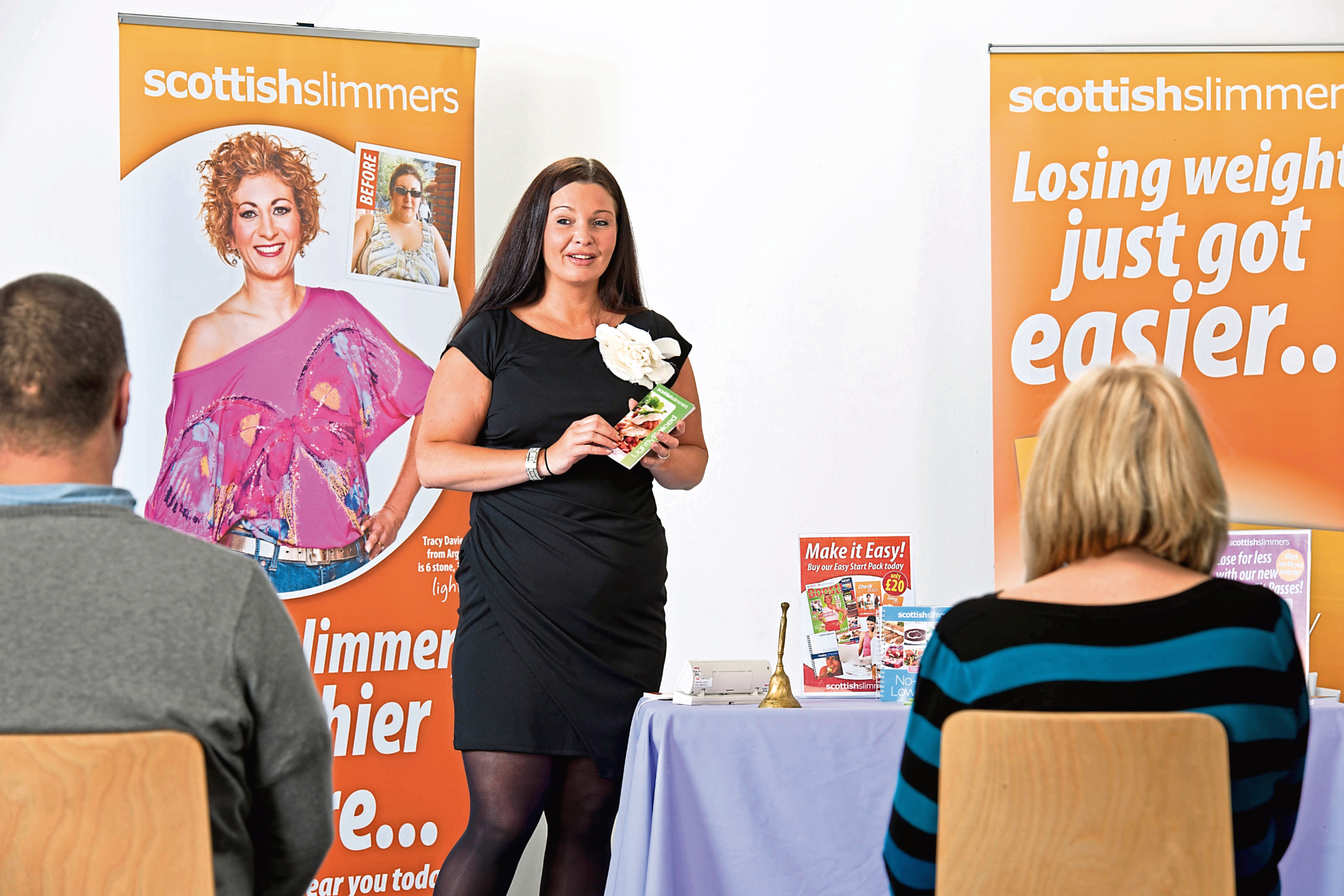 All Scottish Slimmers classes have been cancelled