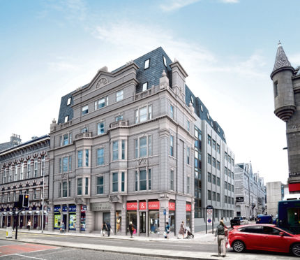 How custom house could look once the work is complete