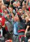 Manchester United manager Sire Alex Ferguson.