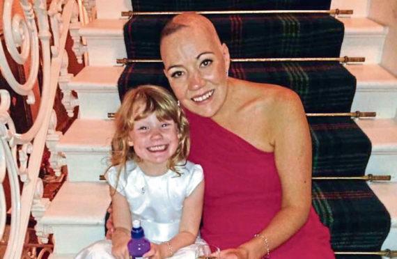 Lauren and mum Suzanne Davies