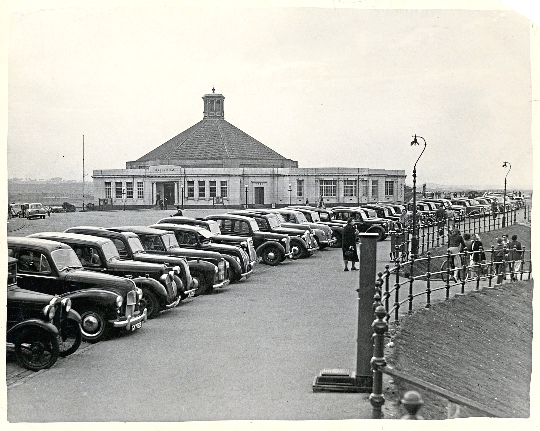 The Beach Ballroom in 1952