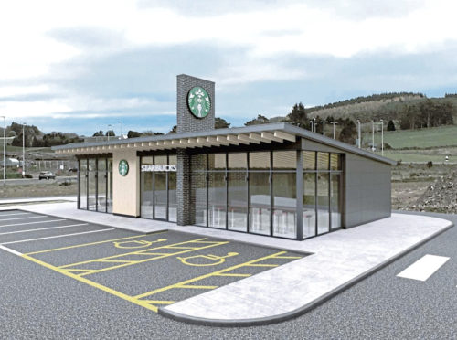 How the new Starbucks could look