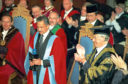 The Sultan of Brunei was awarded the degree in 1994
