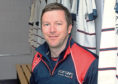 Aberdeen Grammar head coach Ali O'Connor.