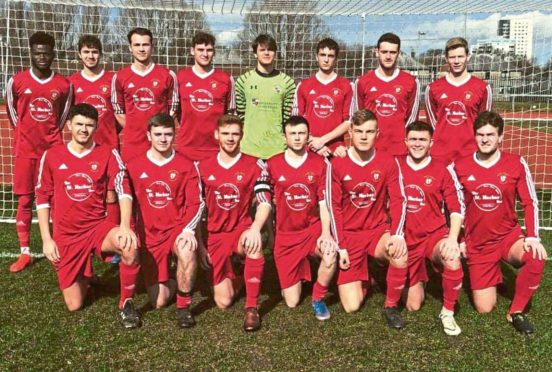 Aberdeen University Men's Football Club 2nd team